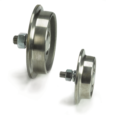 Trolley Wheels Image