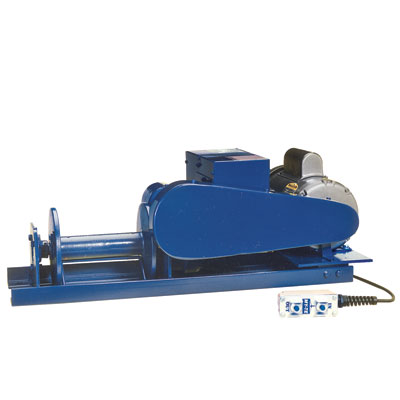 Choose a My-te Winch-Hoist that Meets Your Demands on